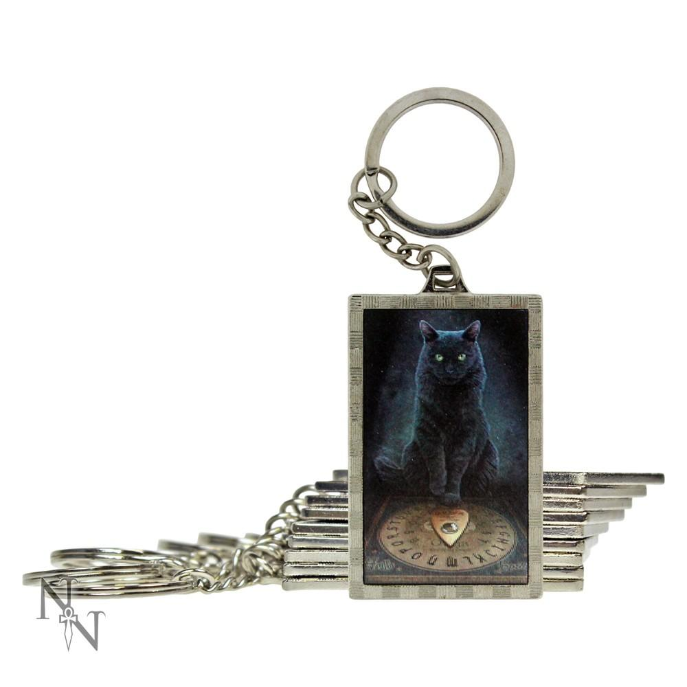 His Master's Voice 3D Keyring