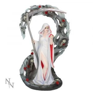 Life Blood Reaper & Roses Figurine - Anne Stokes