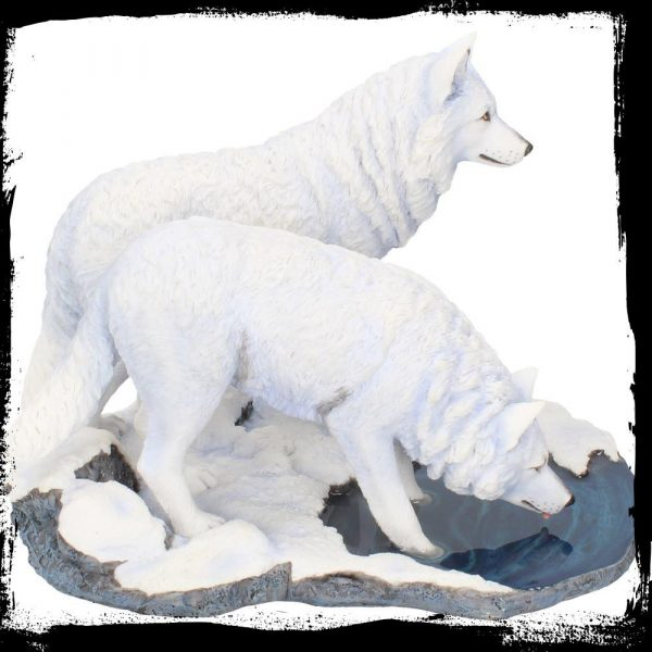 Warriors of Winter Wolf Ornament 35cm (LP)