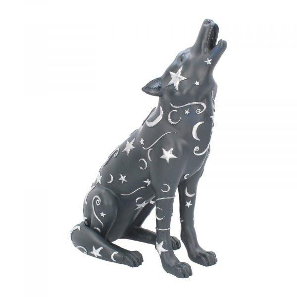 Lupus - Celestial Wolf Ornament