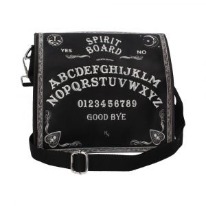 Spirit Board Embossed Shoulder Bag