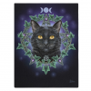 The Charmed One Small Canvas Print