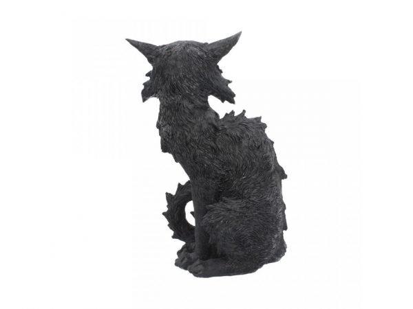 'Salem' Witches Familiar Black Cat Ornament 32.5cm