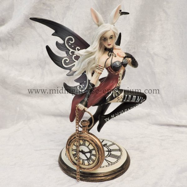 Alice in Wonderland Inspired 'Rabbit' Fairy Figurine 20cm