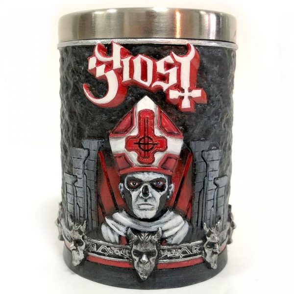 Ghost Papa III Summons Shot Glass - Officially Licensed Merch