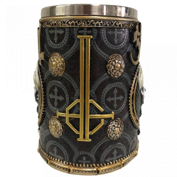 Ghost Gold Meloria Tankard - Officially Licensed Merch