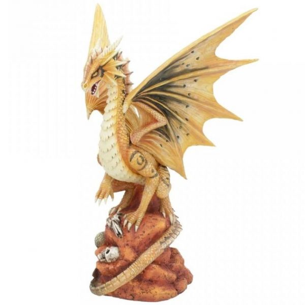 Anne Stokes Adult Desert Dragon Ornament