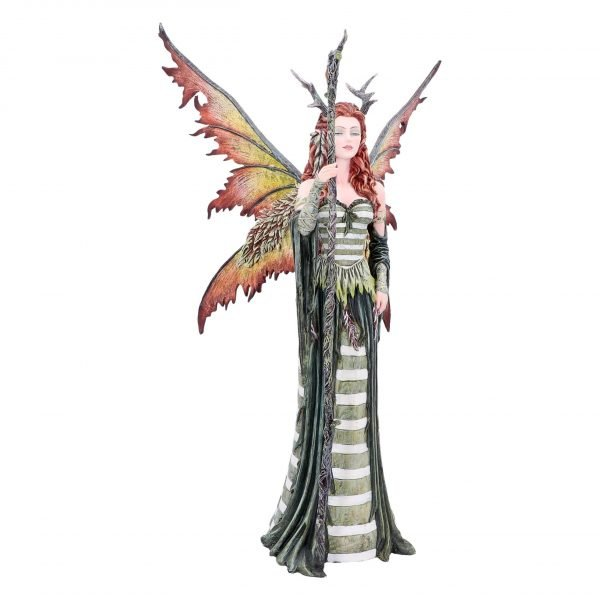 Amy Brown Premium Fairy Figurine 'The Green Woman' 49cm