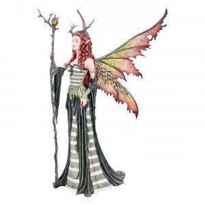 Amy Brown Premium Fairy Figurine 'The Green Woman' 49cm