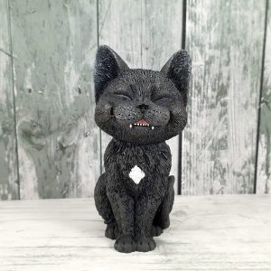 Count Kitty Ornament 10cm