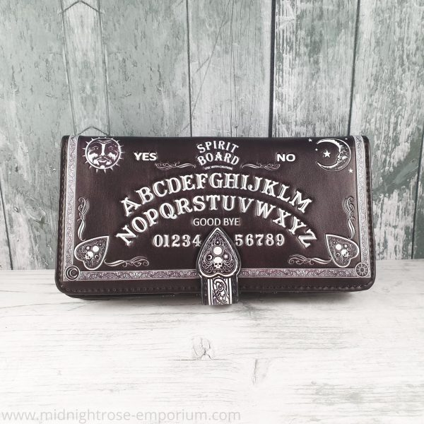 Spirit Board Embossed Purse