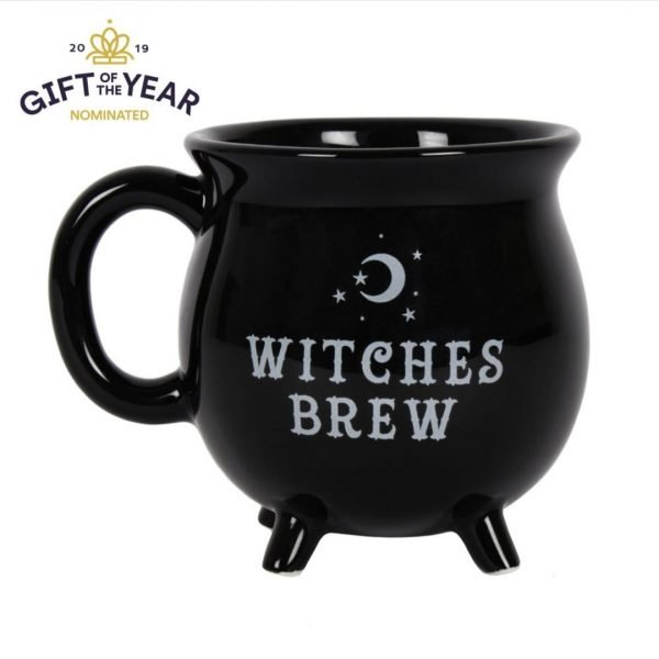 Witches Brew Cauldron Mug - Black Magic Collection