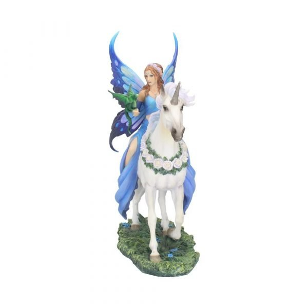 Realm of Enchantment Unicorn Ornament - Anne Stokes