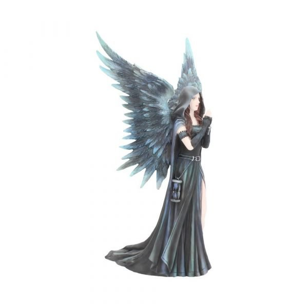 Harbinger Dark Angel Ornament (Anne Stokes)