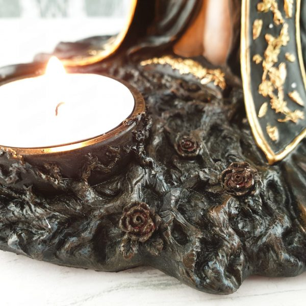 'Teresina' 28cm Tea Light Candle Holder