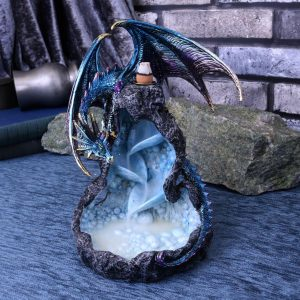Dragon's Intrigue Backflow Incense Burner