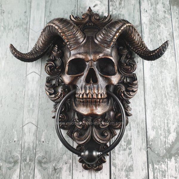 Diabolus Door Knocker 25cm
