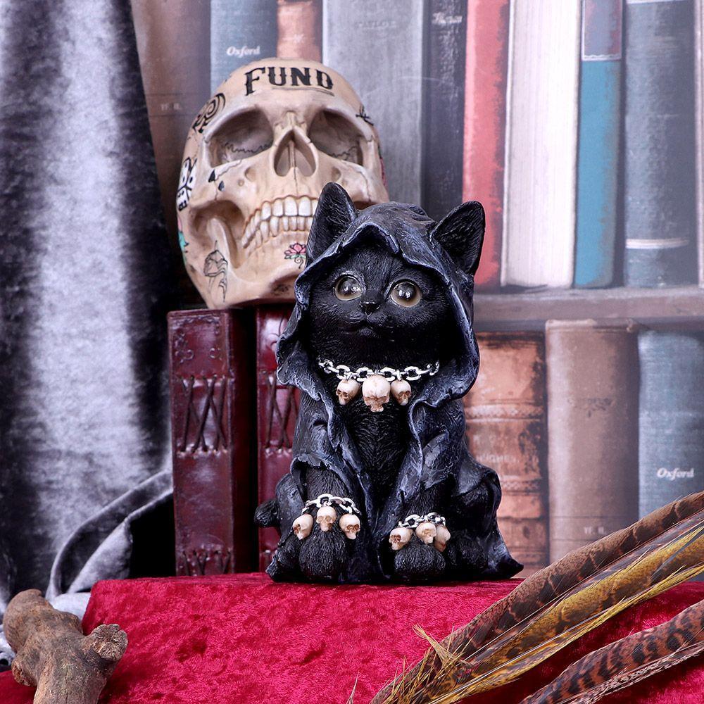 Reaper's Feline Ornament 16cm