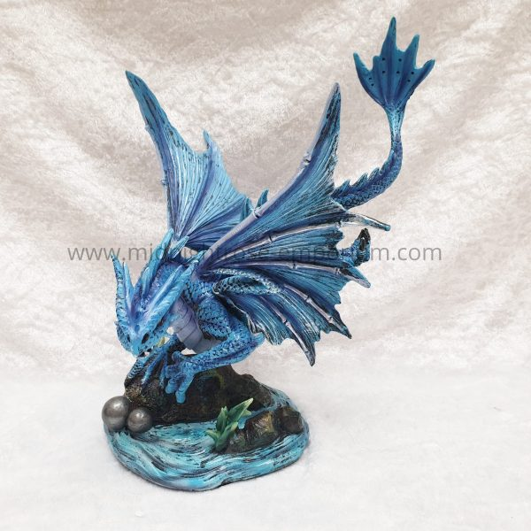 Anne Stokes Adult Water Dragon Ornament