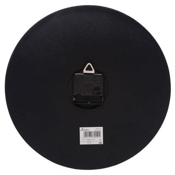 Absinthe Black Cat Wall Clock
