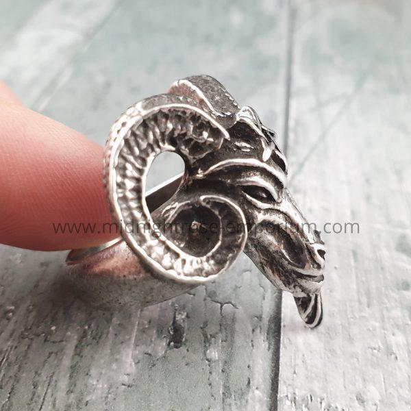 Baphomet Ring