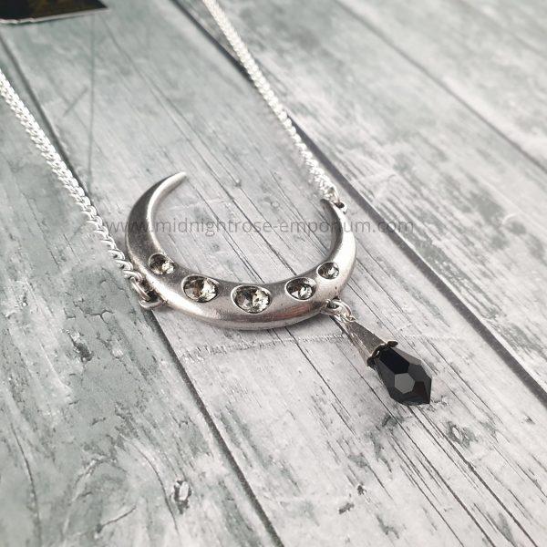 Lune Noir Necklace