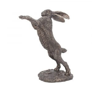 'Might' - Boxing Hare Ornament - Special Offer