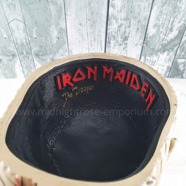 Iron Maiden 'The Trooper' Box 18cm