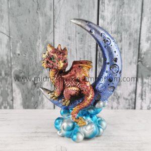 Moon Watcher Dragon - Red
