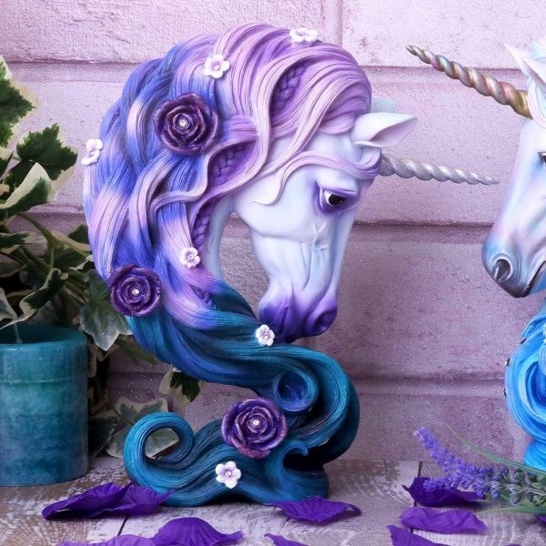 Pure Elegance Unicorn Figurine 23cm