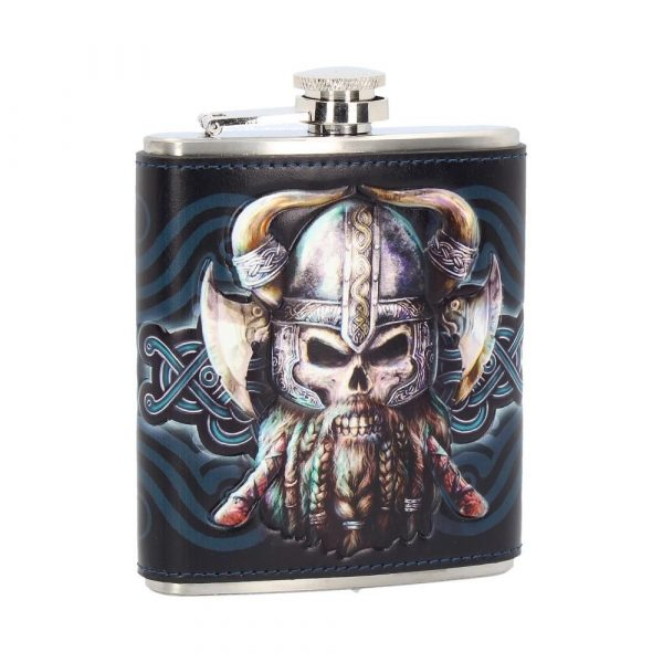 Danegeld Viking Hip Flask 7oz