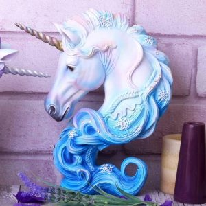 Pure Grace Unicorn Figurine 24cm