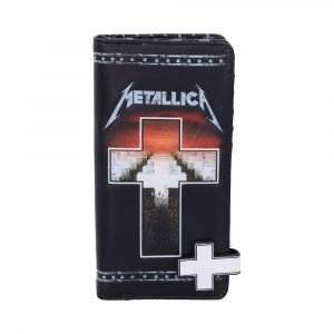 Metallica 'Master of Puppets' Embossed Purse