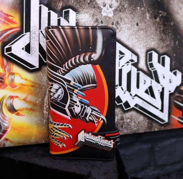 Judas Priest 'Screaming for Vengeance' Embossed Purse