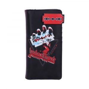 Judas Priest 'British Steel' Embossed Purse