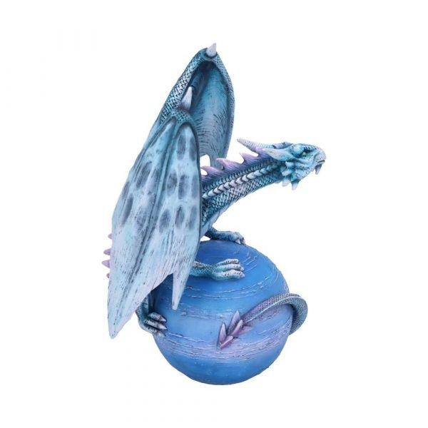 Planetary Dragon Figurine - Mercury Guardian 22.5cm