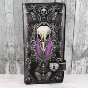 Edgar's Raven Purse