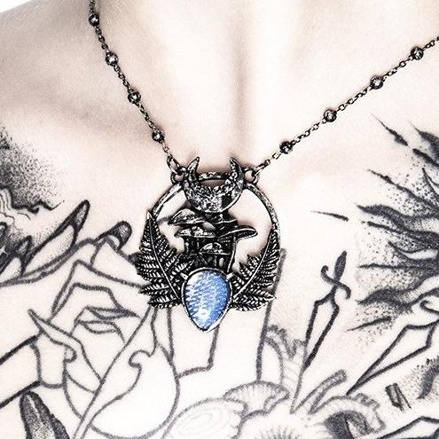 Magic Forest Pendant Necklace