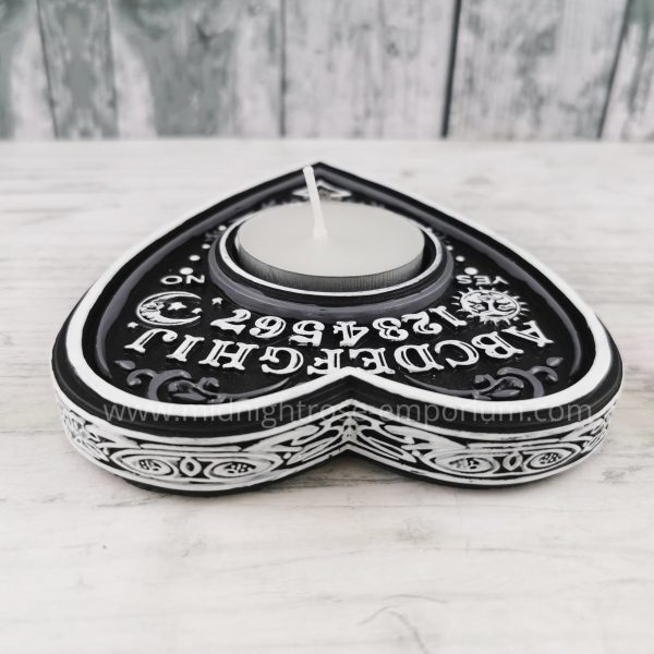 Spirit Board Planchette Tea Light Candle Holder