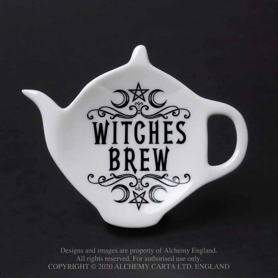 Witches Brew Spoon Rest