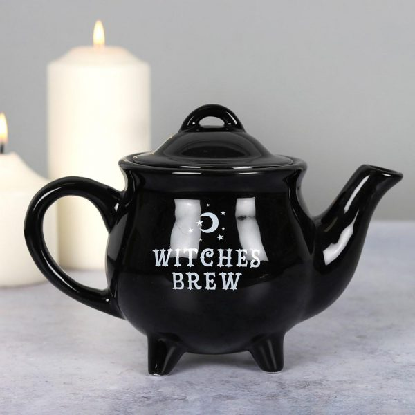 Witches Brew Teapot - Black Magic Collection