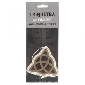 Triquetra Vanilla Scented Air Freshener