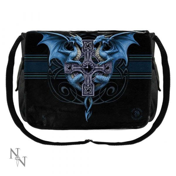 Dragon Duo Messenger Bag 40cm