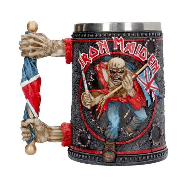 Iron Maiden Tankard 14cm
