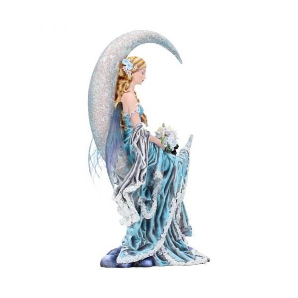 'Wind Moon' Fairy Figurine by Nene Thomas