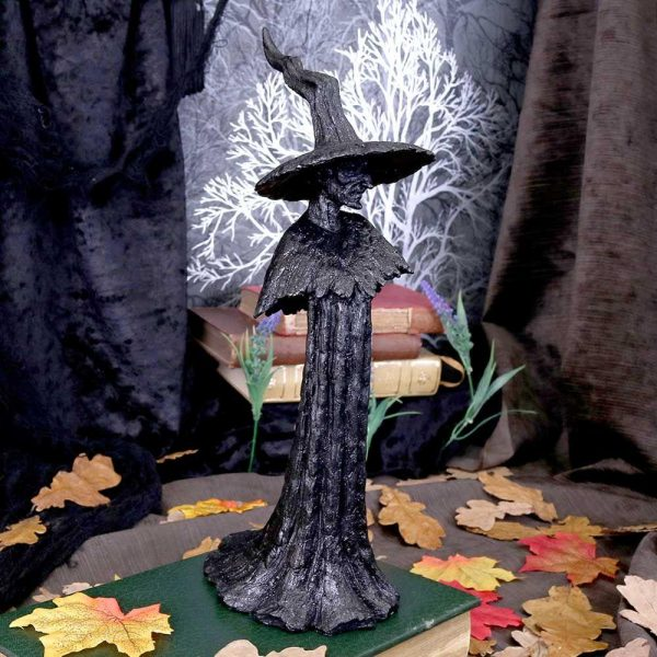 'Talyse' Dark Forest Witch Figurine 30cm