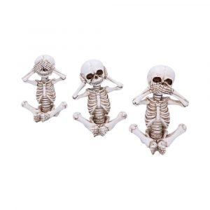 Three Wise Skellywags 13cm
