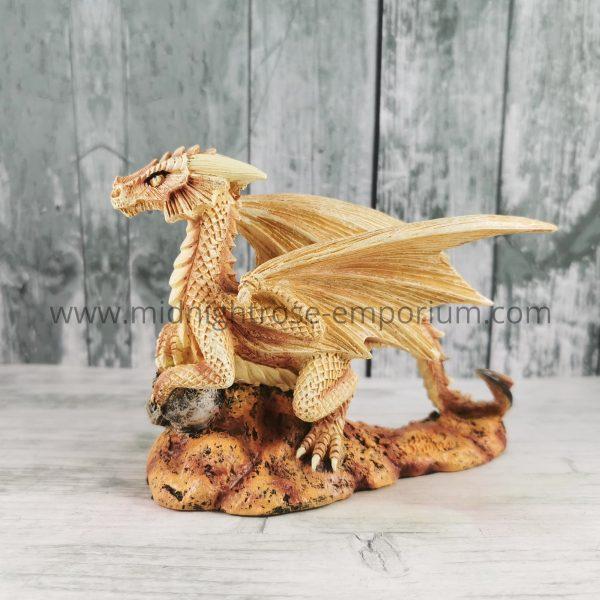 Anne Stokes Baby Desert Dragon Ornament