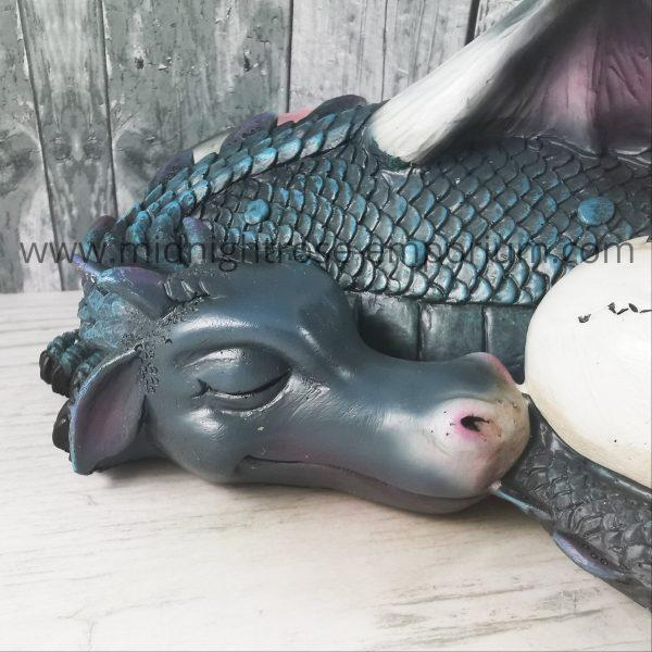 Dream a Little Dream Blue Dragon Figurine 20.3cm