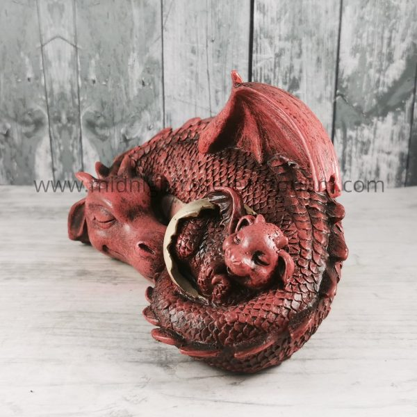 Dream a Little Dream Red Dragon Figurine 20.3cm
